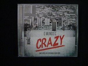 CD Irmão Lázaro - O mundo é Crazy, mas ainda há esperança para você