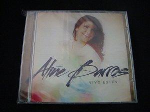 CD Aline Barros - Vivo Estás
