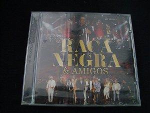CD Raça Negra - Raça negra & Amigos