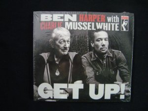 CD Ben Harper With Charlie Musselwhite - Get Up!