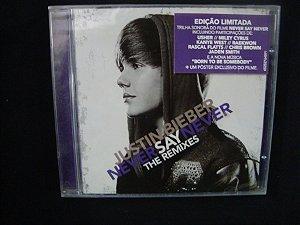 CD Justin Bieber - Never Say never - The Remixes