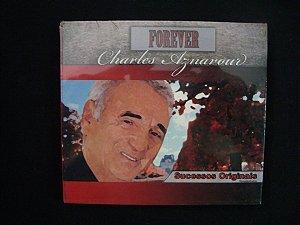 CD Charles Aznavour - Forever - Atração
