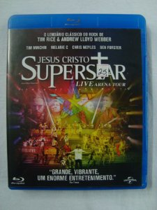 CD Jesus Cristo Superstar - Live arena Tour