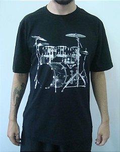 Camiseta Promocional - Bateria