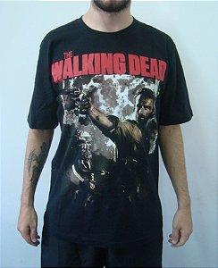 Camiseta Promocional - The Walking Dead