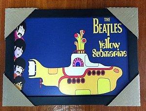 Quadro - The Beatles - Yellow Submarine
