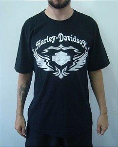 Camiseta promocional - Harley Davidson