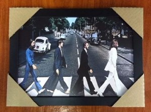 Quadro - The Beatles - Abbey Road