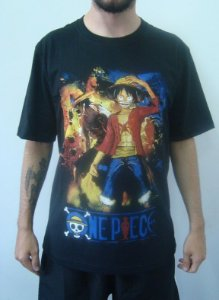 Camiseta Promocional - One Piece