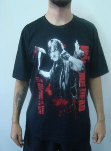 Camiseta Promocional - The Walking Dead - Daryl Dixon