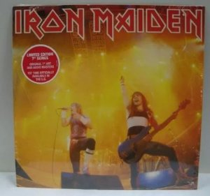 Disco Compacto Iron Maiden - Running Free C/w Sanctuary