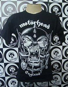 Camiseta Motorhead - England
