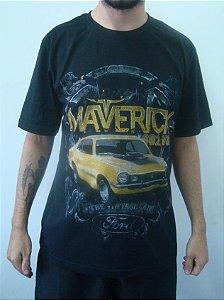 Camiseta Promocional - Ford Maverick