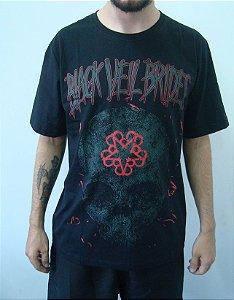 Camiseta Promocional - Black Veil Brides
