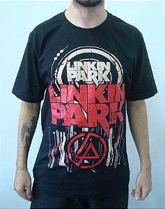 Camiseta Promocional - Linkin Park