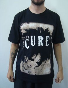 Camiseta Promocional - The Cure