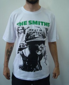 Camiseta Promocional - The Smiths
