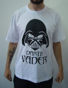 Camiseta Promocional - Darth Vader - Star Wars