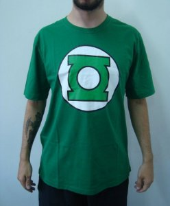 Camiseta Promocional - Lanterna Verde