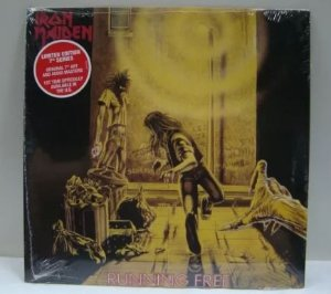 Disco Compacto Iron Maiden - Running Free - Single Importado