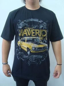 Camiseta Ford Maverick