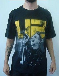 Camiseta Promocional - U2