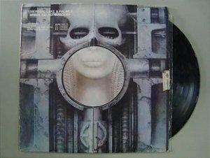 Disco De Vinil - Emerson, Lake & Palmer - Brain Salad Surgery
