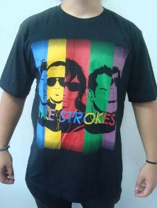 Camiseta The Strokes