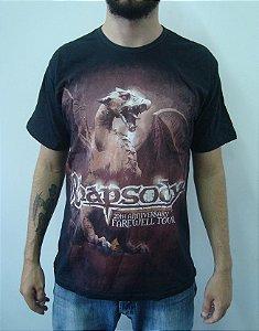 Camiseta Rhapsody - Farewell Tour