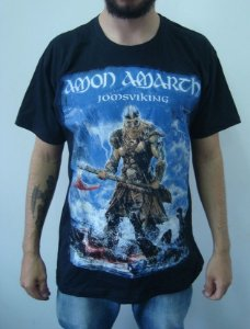 Camiseta Amon Amarth - America Latina Tour