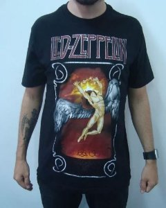 Camiseta Led Zeppelin - Icaro
