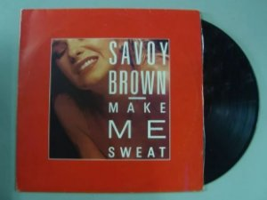 Disco De Vinil - Savoy Brown - Make Me Sweat
