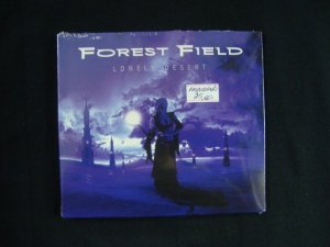 CD Forest Field - Lonely Desert - Importado