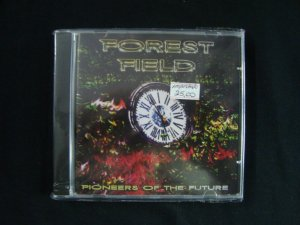 CD Forest Field - Pioneers of the future - Importado