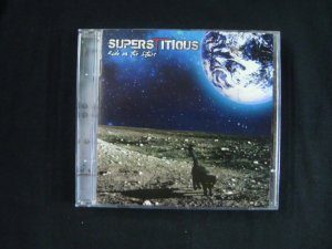 CD Superstitious - Ride on the stars