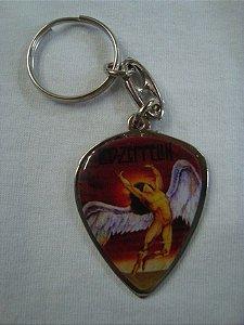 Chaveiro Palheta - Led Zeppelin