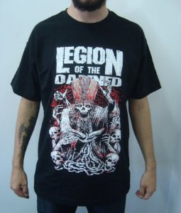 Camiseta Legion of the Damned