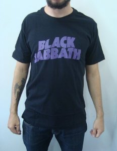 Camiseta Black Sabbath - Master of Reality