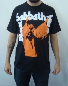 Camiseta Black Sabbath - Volume 4