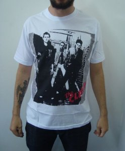 Camiseta The Clash 1977