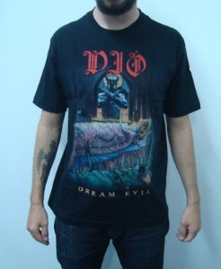Camiseta Dio - Dream Evil