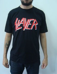 Camiseta Básica Slayer