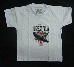 Camiseta Infantil - Led Zeppelin - London 1968