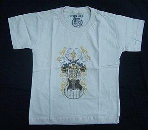 Camiseta Infantil - Johnny Cash