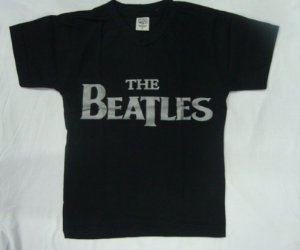Camiseta Infantil - The Beatles