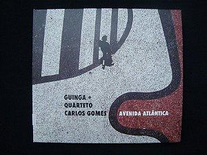 CD - Guinga + Quarteto Carlos Gomes - Avenida Atlântica