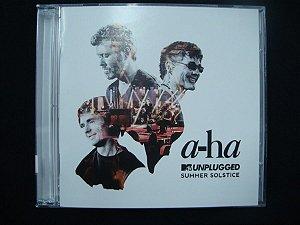CD A-ha - unplugged MTV - Summer Solstice