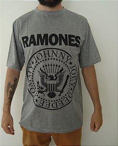 Camiseta Sublimada Ramones