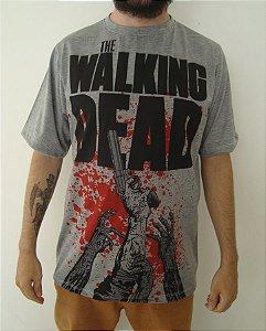 Camiseta Sublimada - The Walking Dead