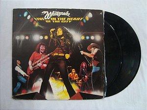 Disco de Vinil - Whitesnake - Live in the heart of City